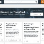 Raspifeed.de