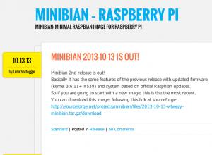 minibian