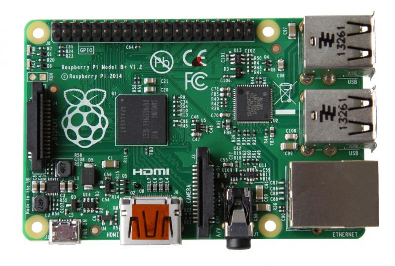 Neues Raspberry Pi Modell – Raspberry Pi B+